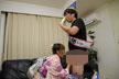 新成人おめでとうパーリー ~筆おろし4Pでお祝いいたします!~ 今野杏美南