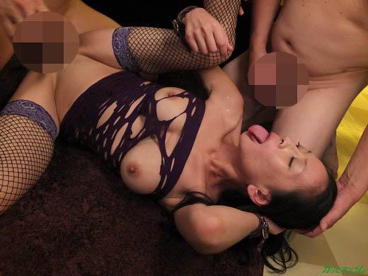 性欲処理マゾマスク ~乳首を強く引っ張ってぇ~ 性欲処理マゾマスク 07号