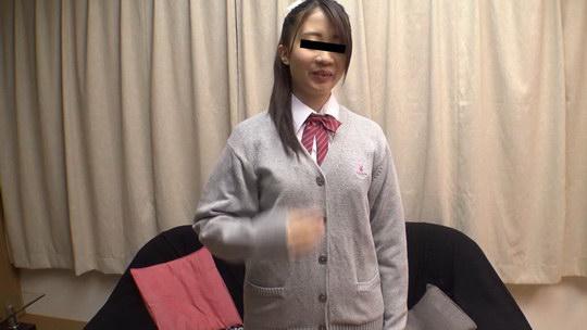 制服時代~初めての制服姿でオナニー~ 兼子美笛
