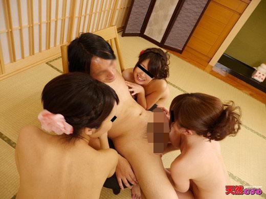 誰のお口でいきますか 岡田優子・井川あすか・椎名沙希