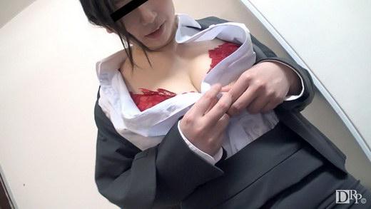 素人のお仕事~契約を結ぶためのハメ撮り撮影~ 伊賀けいこ
