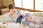 名波ルナ【ななみるな】 美人女将の極上サービス~噂の中出し宿~