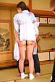 着物の似合う淫乱な雌 本条彩乃