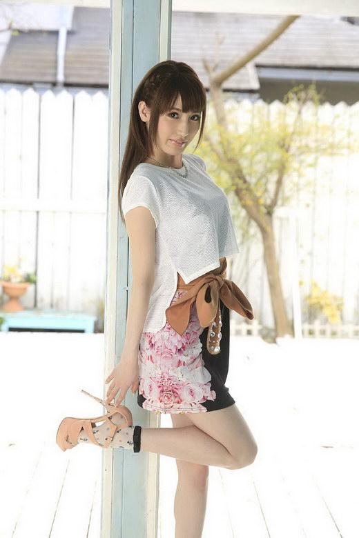 愛沢かりん モデルコレクション 愛沢かりん