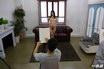北条麻妃 北条麻妃がヌードデッサンモデルで絵画教室にやってきたら!?
