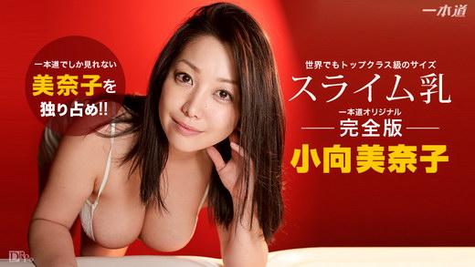 小向美奈子 スライム乳・完全版