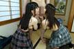 秋野早苗 青島かえで 僕のクラスのツートップ ~先生!これで追試験免除して!