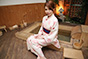 佐伯チアキ【さえきちあき】 温泉旅行で好き放題!~いいなり女をズボズボ~