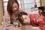 すみれ美香 HITOMI【すみれみか】 最高すぎる艶美女二人と和室でヤル!
