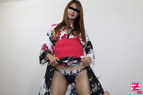一ノ瀬蘭【いちのせらん】 ゴックン大好き!な浴衣美熟女