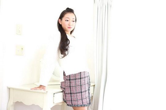 モデルコレクション 坂本美波